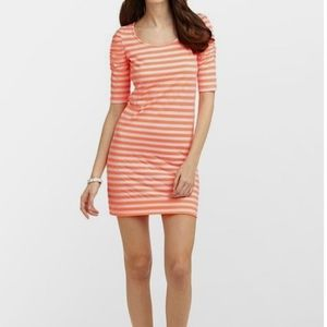 NWT Lilly Pulitzer fluorescent striped Kaley dress